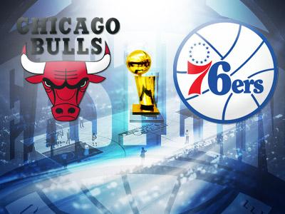 """""""Чикаго"""" без проблем расправится с """"Филадельфией"""" в плей-офф НБА"""