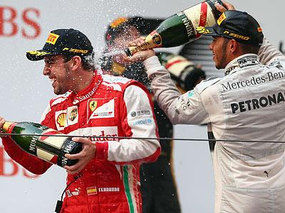 Главные сюрпризы старта сезона-2013 Формулы-1
