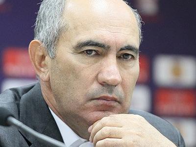 Бердыев: в игре с ПАОК боялись ошибиться