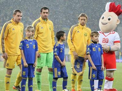 В июне во время чемпионата на Украине и в Польше будут идти дожди