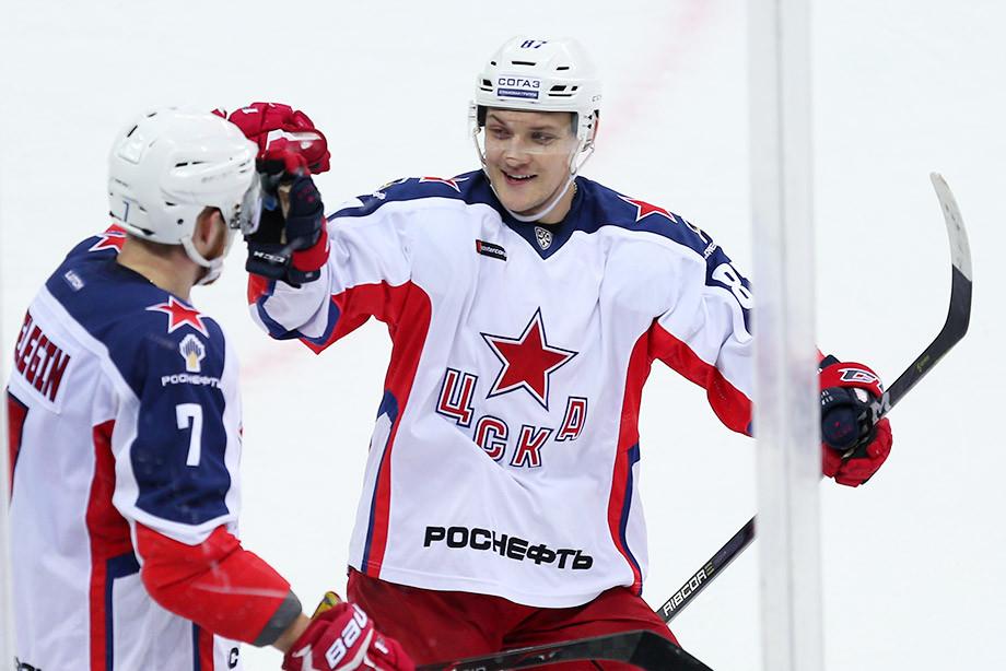 Интриги дня КХЛ: кто остановит ЦСКА? Уж точно не «Нефтехимик»