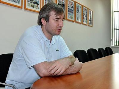Александр Харламов – о молодёжном хоккее