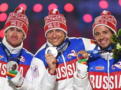 Все победы россиян на Олимпиаде