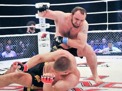 Интервью с Ибрагимовым - о бое со Смолдаревым