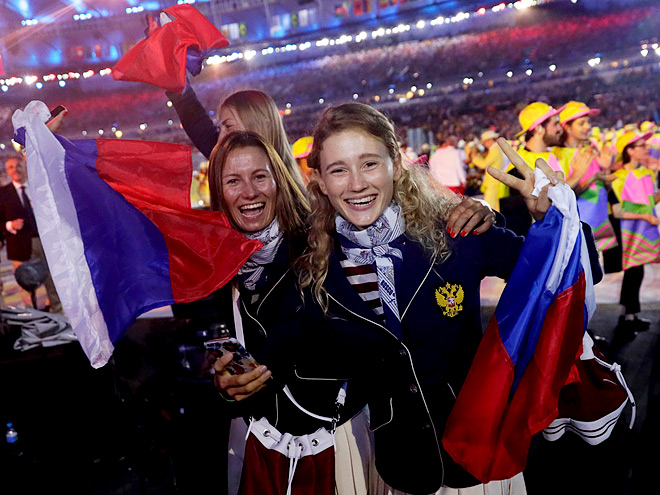 Церемония открытия Олимпийских игр - 2016 в Рио-де-Жанейро в обзоре СМИ