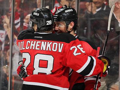 Итоги игрового дня НХЛ (21.04.13)