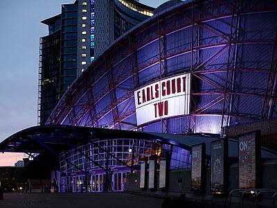 """Лондон-2012. Волейбол. Арена """"Эрлс корт"""""""