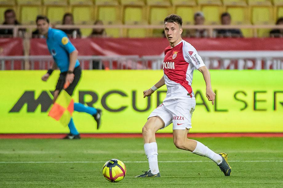 «Монако» – «Амьен» – 2:0, Александр Головин
