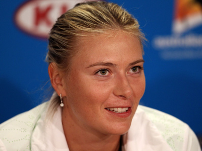 Шарапова: мне нравится погода на Australian Open
