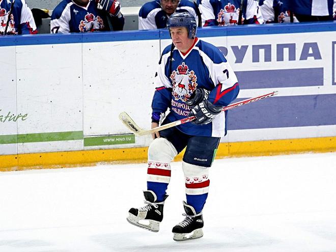 Гендиректор «Торпедо» - о нижегородском хоккее