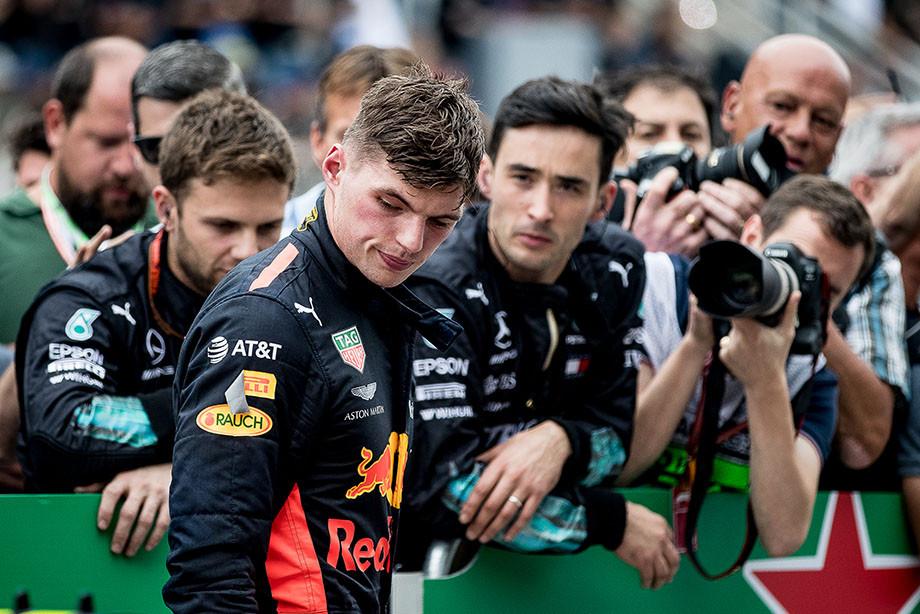 «Если изгнать бесов Макса, гонки будут скучными». СМИ — об аварии в Бразилии