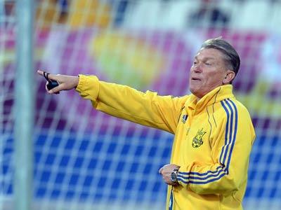 Тренировку сборной Украины посетило 7 тысяч болельщиков