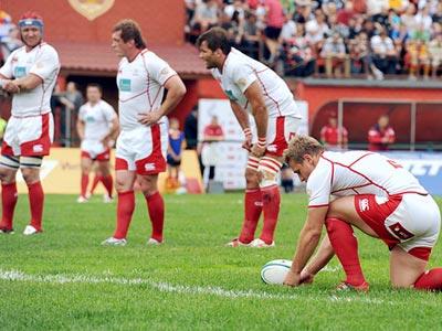 Сборная России по регби заняла пятое место в таблице Кубка наций