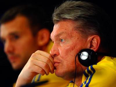 Пресс-конференция после матча Украина - Швеция