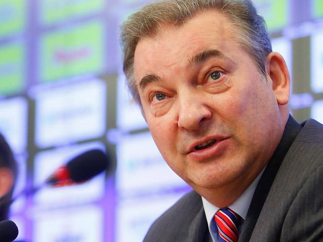 Третьяк – о смене президента КХЛ