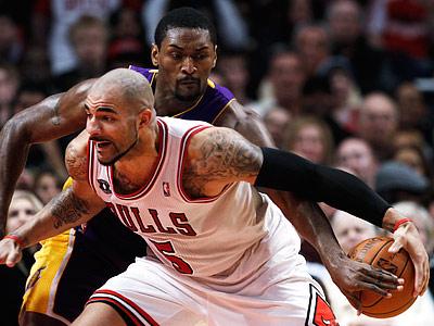 """НБА-2010/11. Из жизни """"жучков"""". День 60-й"""