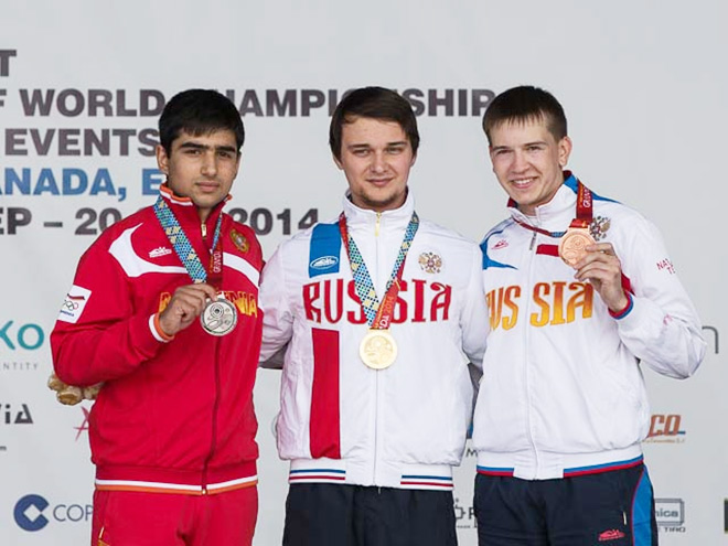 Масленников и Панченко – призёры первенства мира