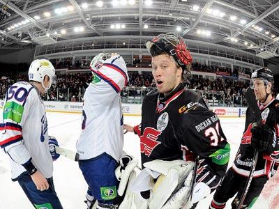 Итоги первого раунда плей-офф КХЛ