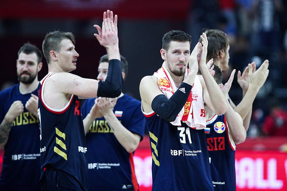 Чемпионат мира по баскетболу 2019, сборная России в четвертьфинал не прошла