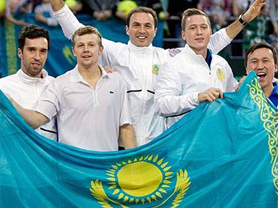 Президент ФТК об успехе Казахстана в Кубке Дэвиса