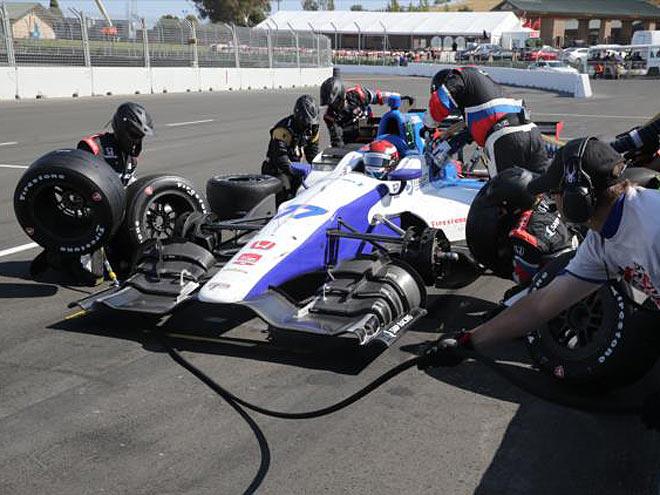 Чего ждать от возвращения Алёшина в IndyCar