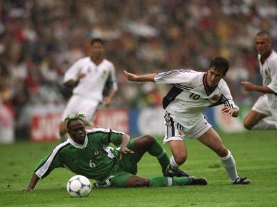 Чемпионат мира-1998. Испания — Нигерия