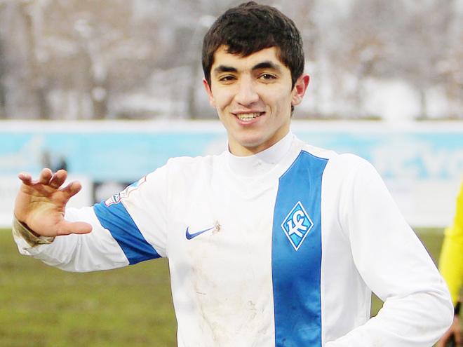 Ибрагим Цаллагов