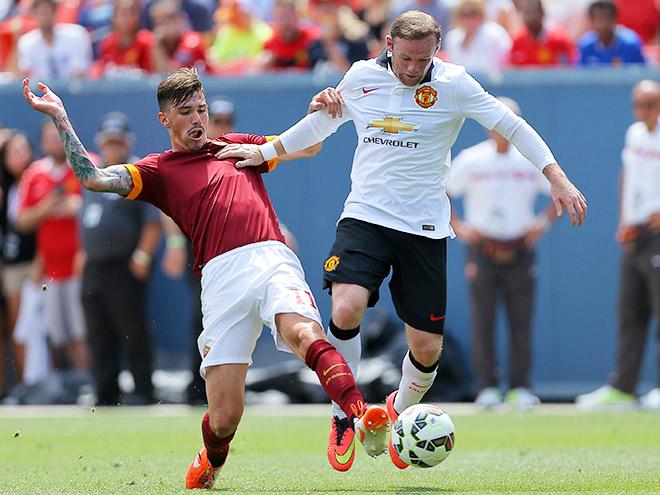 «Манчестер» против «Ромы»