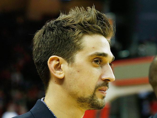 Алексей Швед продолжит карьеру в «Хьюстоне»