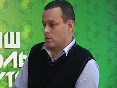 """Спортивный директор """"Томи"""" Игорь Кудряшов"""