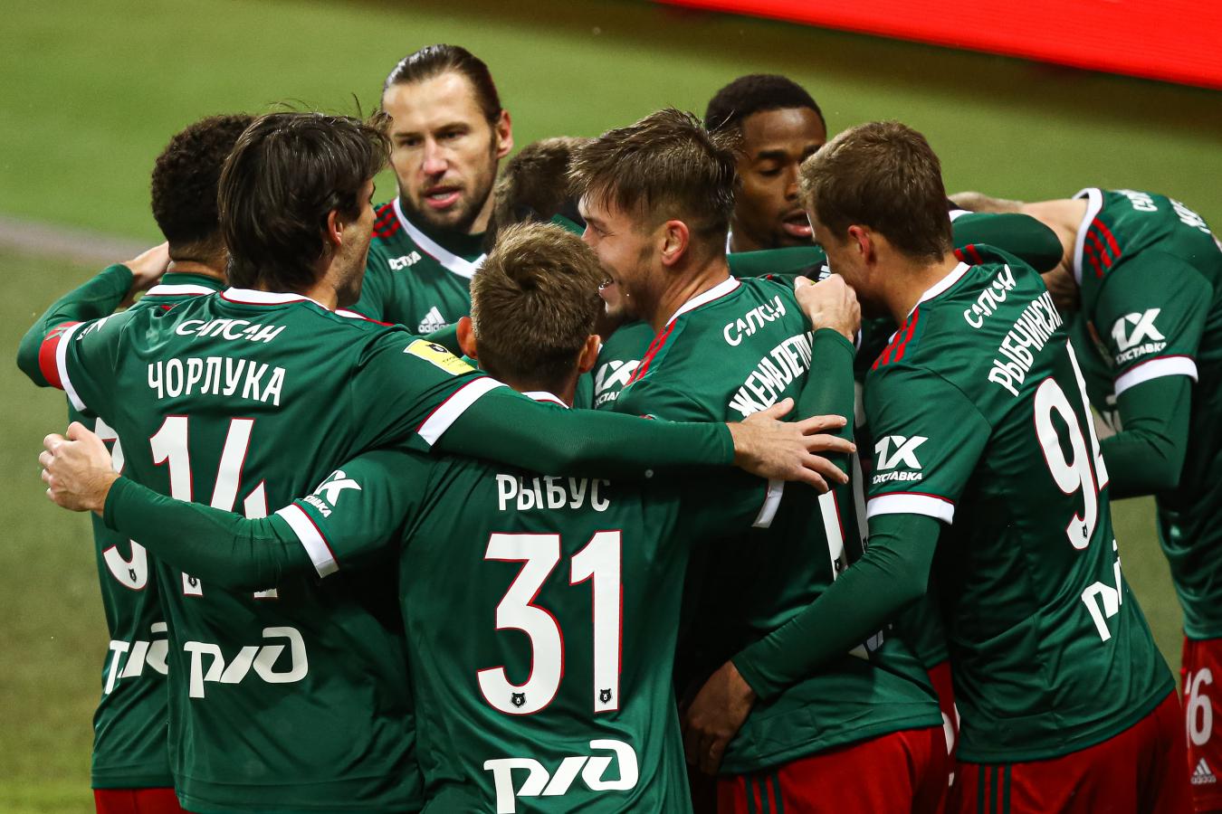 Турнирная таблица РПЛ: Локомотив поднялся на 2-е место, Рубин вытеснил ЦСКА из топ-4