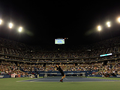 US Open. Расписание 8-го дня