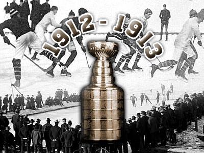 Кубок Стэнли. Часть 21. 1912-1913