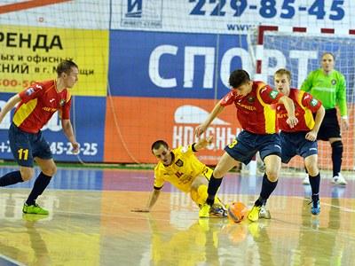 Анонс 16-го тура чемпионата России по мини-футболу