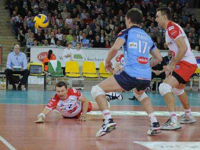 «Быдгощ» повёл в полуфинальной серии с «Ресовией»