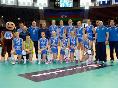 Инесса Коркмаз - о «Финале четырёх» в Баку