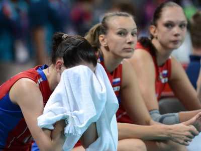 Лондон-2012. Волейбол. Россия проиграла Бразилии — 2:3