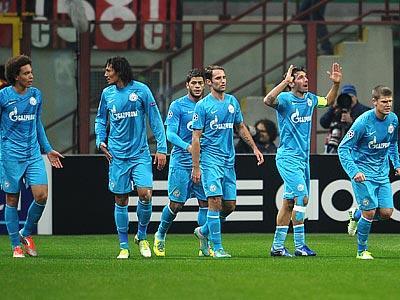 Промежуточный финиш Премьер-Лиги: «Зенит»