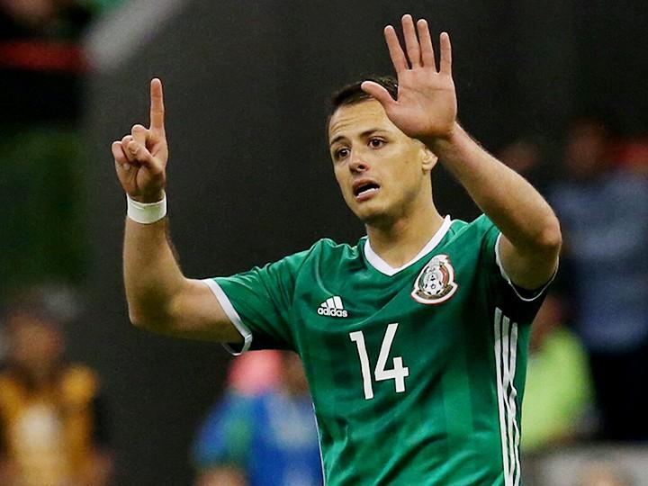 Сборная Мексики на Кубке конфедераций — 2017: тренер, состав, матчи