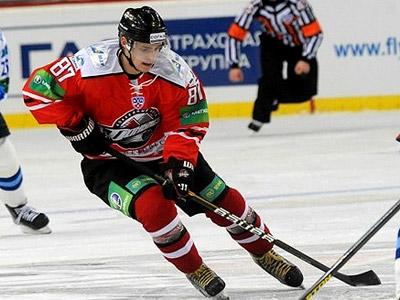 Евгений Никифоров - о дебюте в КХЛ