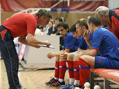 Владющенков: ребята постепенно набирают форму
