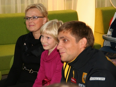 Косаченко: у Виталия и Ника хорошие отношения