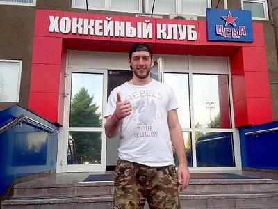 Максим Гончаров – о подготовке к новому сезону