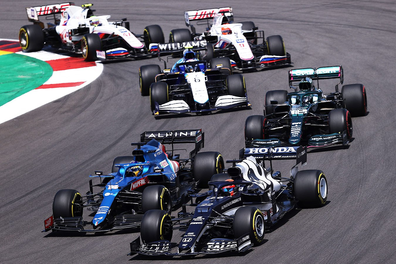 Гран-при Португалии Ф-1