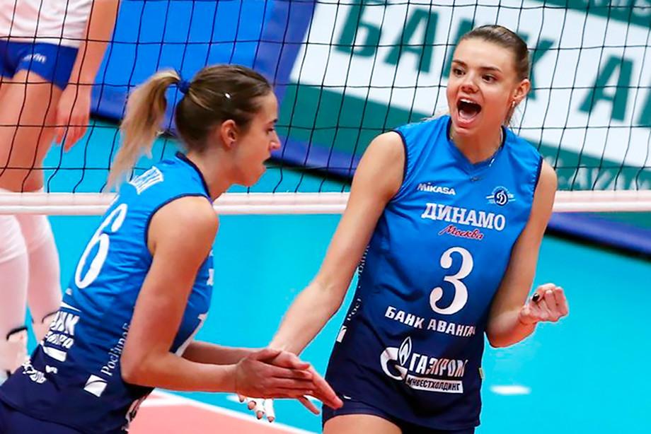 «Локомотив-Калининград» — «Динамо-Москва» — 0:3