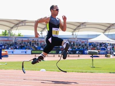 Лондон-2012. Лёгкая атлетика. Оскар Писториус