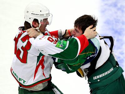 Итоги игрового дня КХЛ (1.02.13)