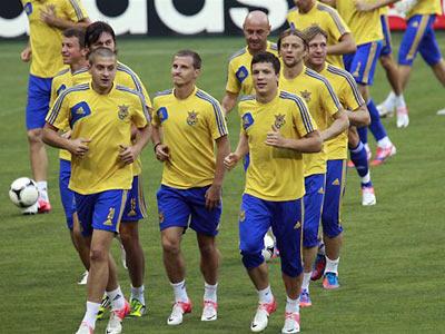 По оценкам СМИ, лучше всех на Евро в составе Украины сыграл Шевченко