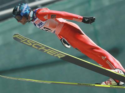 Дмитрий Васильев — наша олимпийская надежда