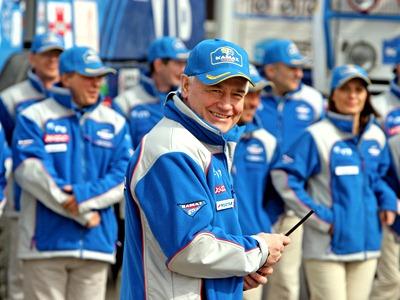 Семён Якубов принял решение покинуть команду «КАМАЗ-мастер»